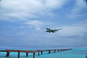 沖縄:下地島空港の写真素材 [FYI00220316]