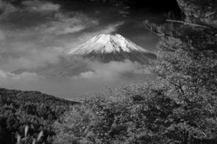 富士山:Mt.Fujiの写真素材 [FYI00220371]
