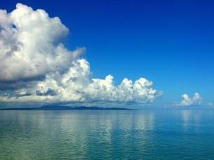 沖縄本島:奥間ビーチ:朝 2013の素材 [FYI00220502]
