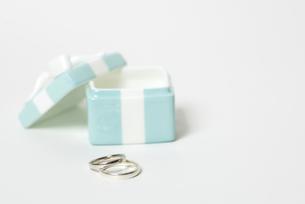 結婚指輪の写真素材 [FYI00221740]