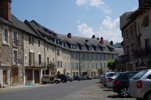 サン・コーム・ドルド Saint-Come-d'Oltの写真素材 [FYI00221747]