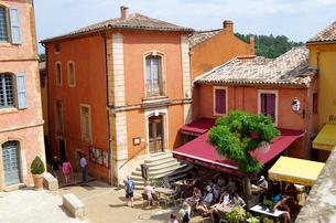 ルシヨン Roussillonの写真素材 [FYI00221768]
