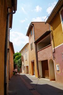 ルシヨン Roussillonの写真素材 [FYI00221771]