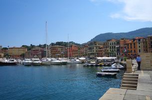 サンタ・マルゲリータ・リグレ Santa Margherita Ligureの写真素材 [FYI00221779]