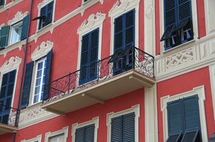 サンタ・マルゲリータ・リグレ Santa Margherita Ligureの写真素材 [FYI00221799]