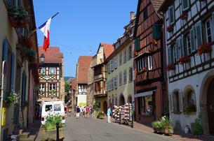 エギスハイム Eguisheimの写真素材 [FYI00221831]