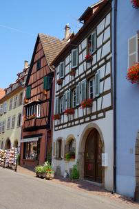 エギスハイム Eguisheimの写真素材 [FYI00221833]