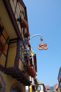 エギスハイム Eguisheimの写真素材 [FYI00221840]