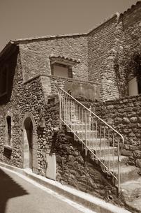 南仏プロヴァンスの風景の写真素材 [FYI00221859]