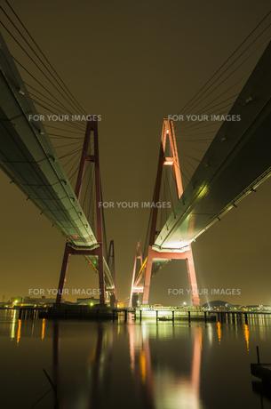 名港トリトン夜景の素材 [FYI00221885]