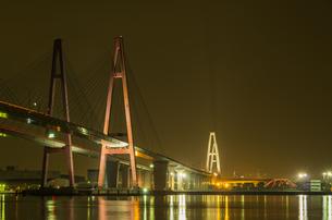 名港トリトン夜景の素材 [FYI00221886]