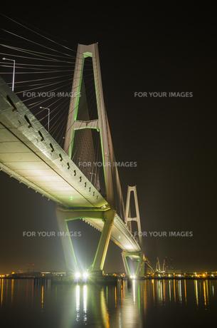 名港トリトン夜景の素材 [FYI00221887]