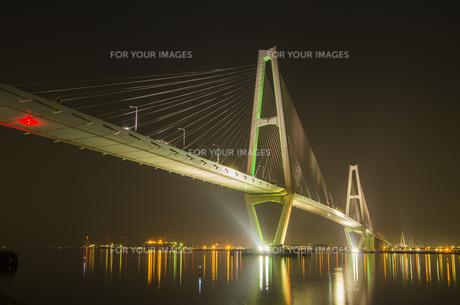 名港トリトン夜景の素材 [FYI00221889]