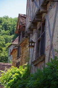 サン・シル・ラポピー Saint-Cirq Lapopieの写真素材 [FYI00221896]