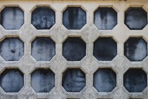 なまこ壁の写真素材 [FYI00221942]