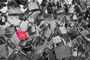 Love Keysの写真素材 [FYI00222007]