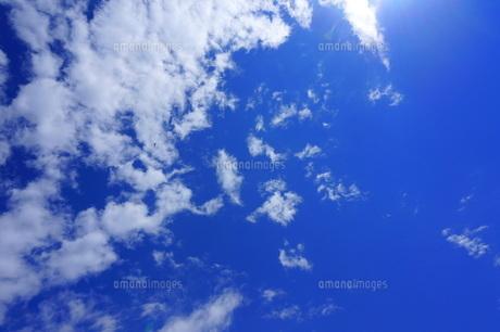 BLUE SKYの写真素材 [FYI00222010]