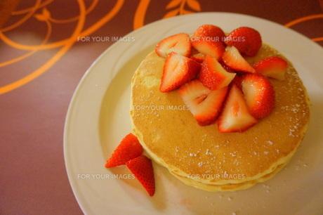 Pancakeの写真素材 [FYI00222011]