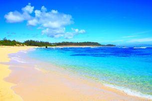 南国 離島の美しいビーチの素材 [FYI00222026]