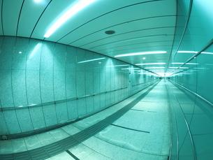 地下道の写真素材 [FYI00222327]