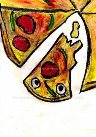 ピザの写真素材 [FYI00222371]