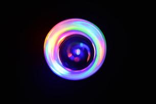 ガラスのペーパーウェイトの写真素材 [FYI00222428]