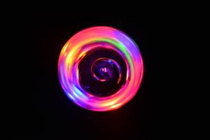 ガラスのペーパーウェイトの写真素材 [FYI00222444]