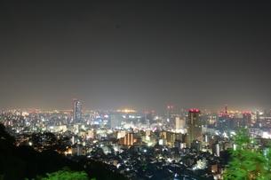 神戸ビーナスブリッジから望む夜景2の写真素材 [FYI00222446]