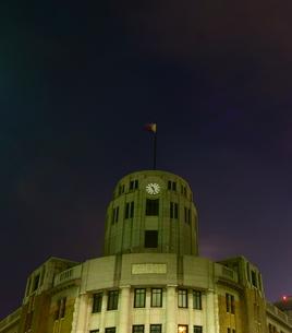 神戸税関の夜景の写真素材 [FYI00222455]