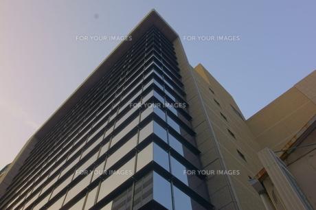 神戸市内のオフィスビルの写真素材 [FYI00222466]
