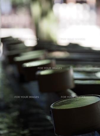 手水舎の素材 [FYI00222573]