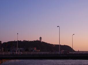 江ノ島の写真素材 [FYI00222621]