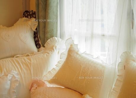 ベッドルームの写真素材 [FYI00222722]