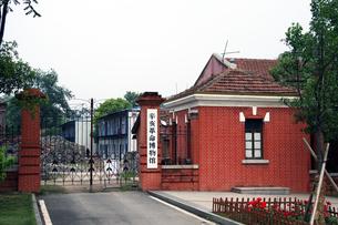武漢 辛亥革命博物館の写真素材 [FYI00222779]