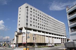 姫路モノレール 大将軍駅跡の写真素材 [FYI00222788]