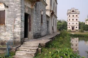 世界遺産開平・自力村の写真素材 [FYI00222800]