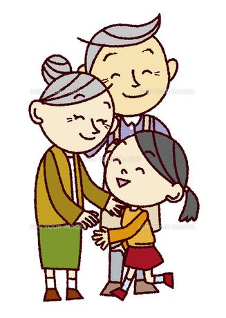 家族の写真素材 [FYI00222893]