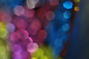 輝くライトの写真素材 [FYI00223815]