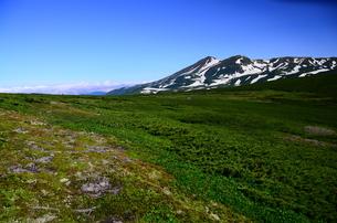 大雪山の風景の写真素材 [FYI00223882]