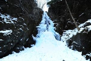 氷の滝の写真素材 [FYI00224259]