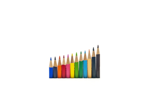 色鉛筆の写真素材 [FYI00224332]