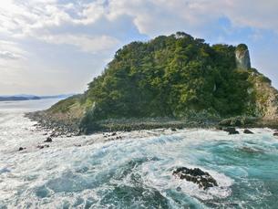 無人島の写真素材 [FYI00225710]