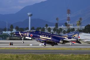 ファントム301飛行部隊40周年記念塗装の写真素材 [FYI00225987]