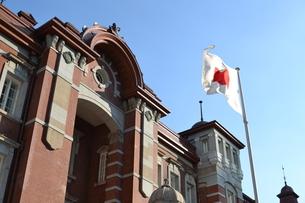 東京駅の写真素材 [FYI00226332]