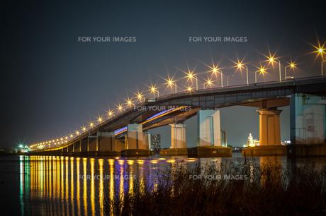 琵琶湖大橋の写真素材 [FYI00226405]