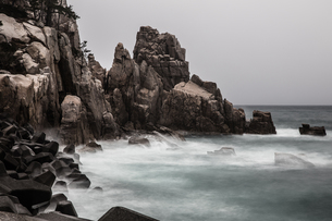 もんじゅに一番近い海水浴場の素材 [FYI00226417]