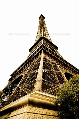 パリ・エッフェル塔の写真素材 [FYI00226446]