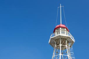 灯台の写真素材 [FYI00226448]