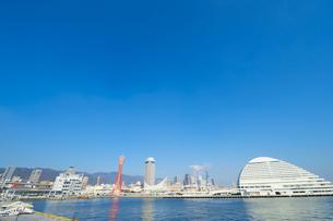 神戸港の写真素材 [FYI00226497]