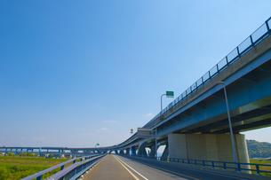高速道路の写真素材 [FYI00226506]